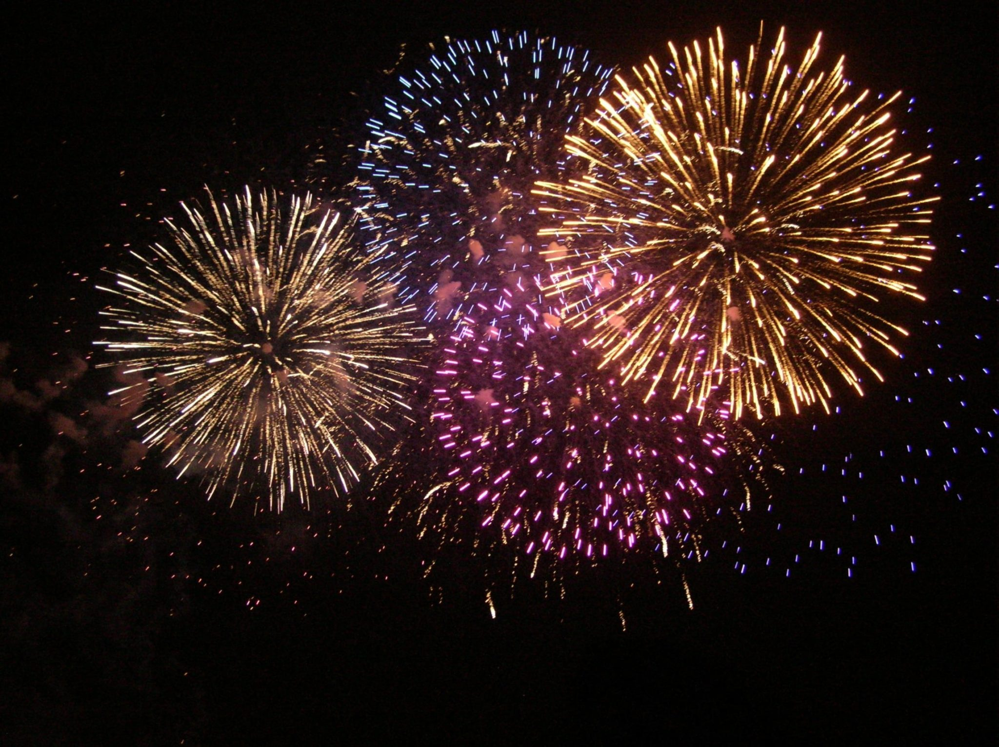 Fireworks in Homeowners Associations